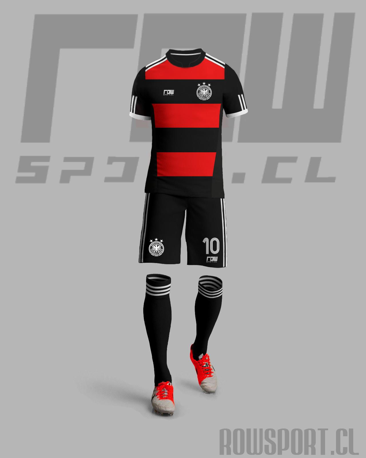 c332a73200278 Alemania 14B. Camiseta Con Números 12990
